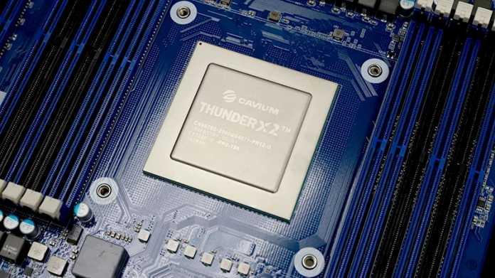 Marvell ThunderX3: Serverprozessor mit 96 ARM-CPU-Kernen und 384 Threads