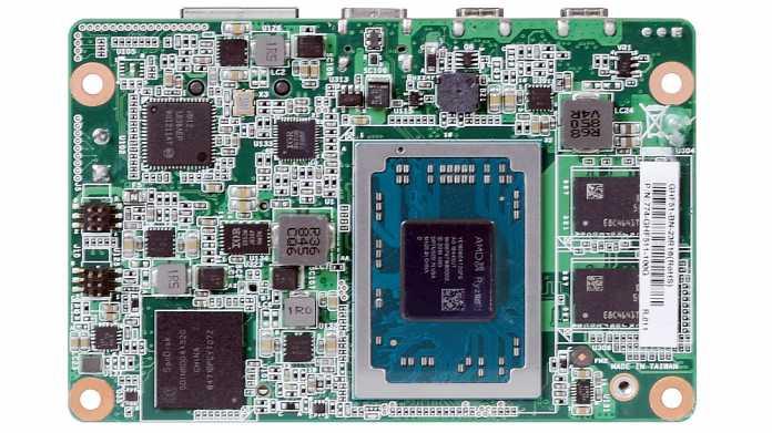 Mini-PC mit AMD-Ryzen-Prozessor im Raspberry-Pi-Formfaktor