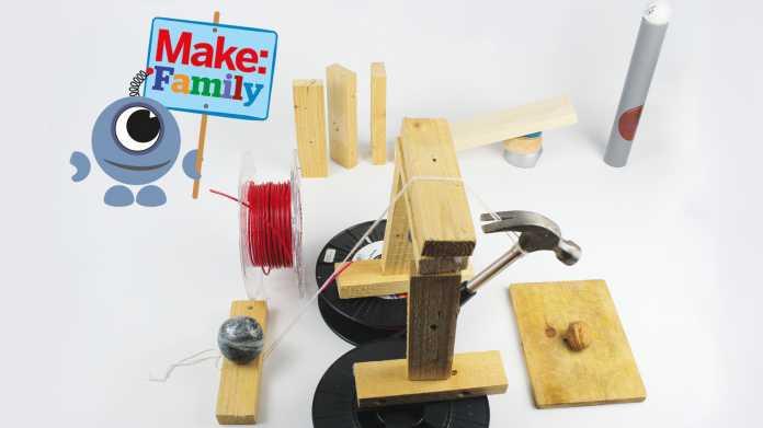 Eine Kettenreaktionsmaschine bauen