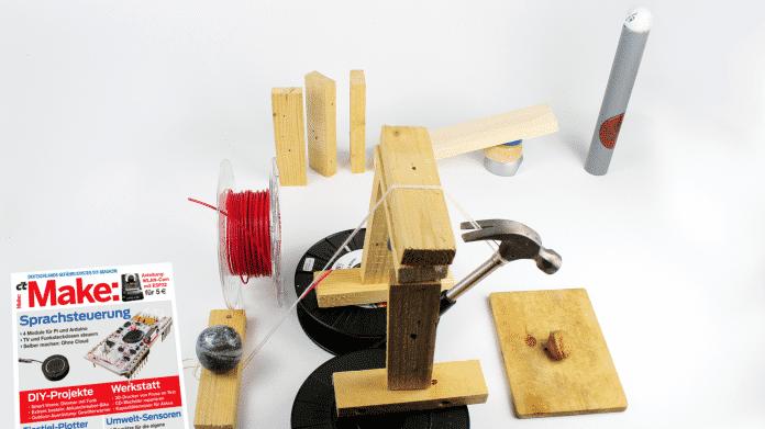 Make Family: Kettenreaktionsmaschine bauen