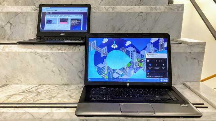 Alten Notebooks neues Leben einhauchen mit Chrome OS