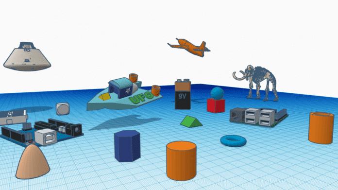 Einstieg in die 3D-Konstruktion mit der kostenlosen Web-Anwendung Tinkercad