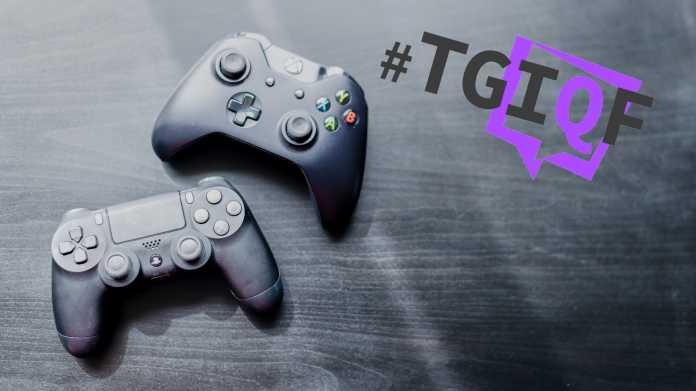 #TGIQF – Microsoft Xbox vs. Sony PlayStation