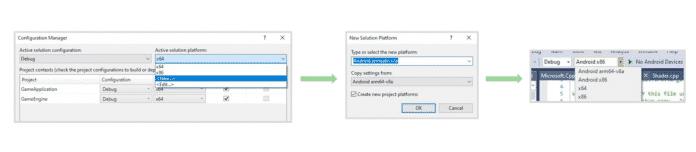 Mit der Visual Studio Extension können Cross-Plattform-Entwickler ihre Android-Apps aus der IDE erstellen, verteilen und debuggen.