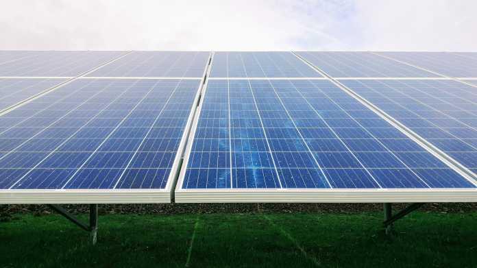 Anti-Aging-Therapie für Solarzellen