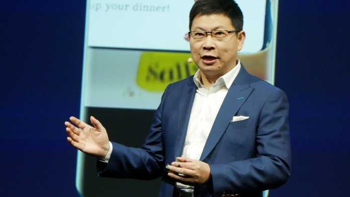 Huawei: Keine Absatzkrise durch Corona-Pandemie