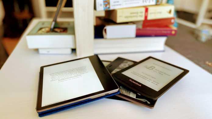 E-Book-Flatrates im Vergleich: Viel Lesestoff für wenig Geld