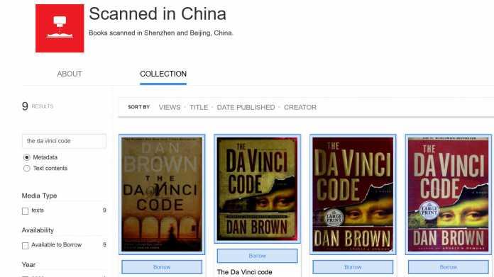 """Internet Archive öffnet umstrittene Open Library: Autorenverband """"schockiert"""""""