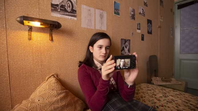 Anne Frank im Video-Tagebuch auf Youtube