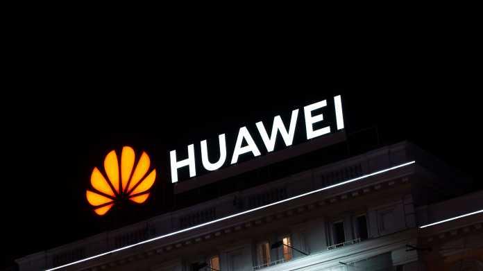 Huawei wächst trotz Handelskrieg mit den USA zweistellig