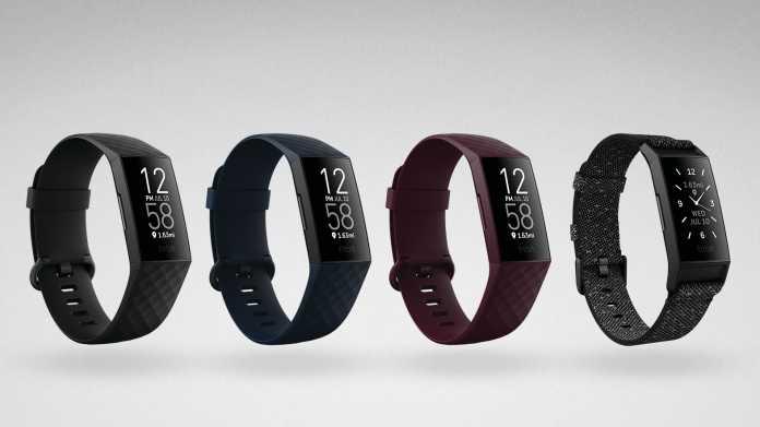 Fitnesstracker: Fitbit zeigt Charge 4 mit GPS und besserer Aktivitätserkennung