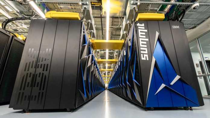 Die weltweit schnellsten Supercomputer rechnen an Lösungen gegen Coronavirus