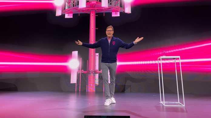 T-Mobile schließt Fusion mit US-Rivalen Sprint ab
