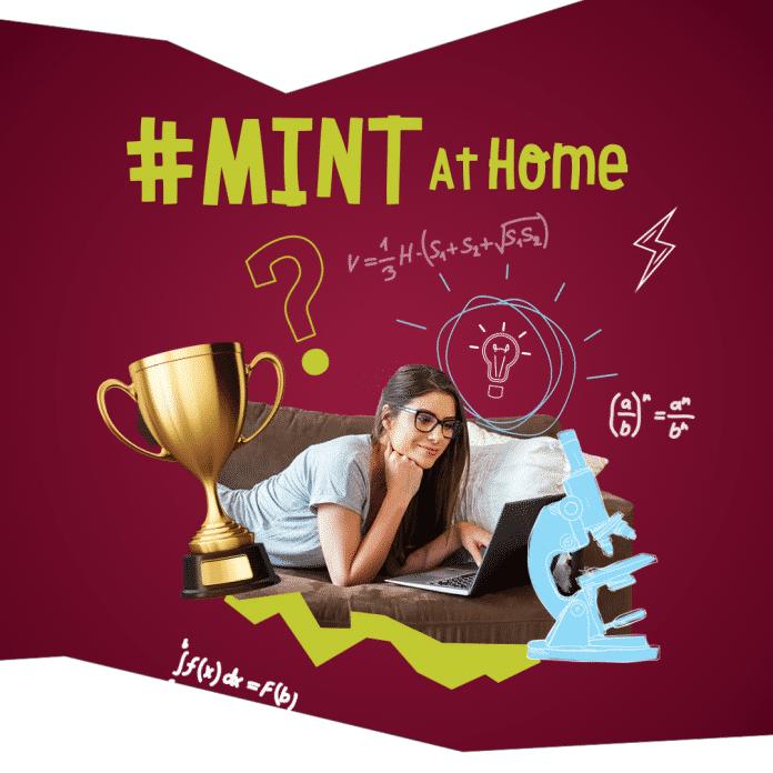 """Mit Wettbewerben und Lernangeboten will die """"Allianz für MINT-Bildung zu Hause"""" dazu beitragen, dass es Schülern daheim nicht langweilig wird."""