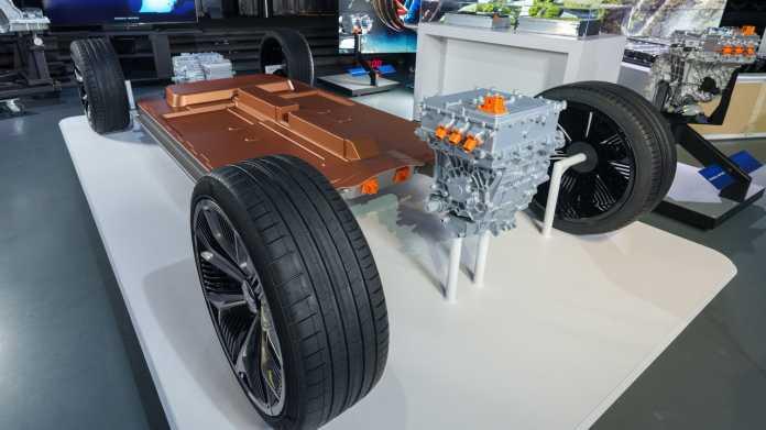 GM und Honda kooperieren beim E-Auto