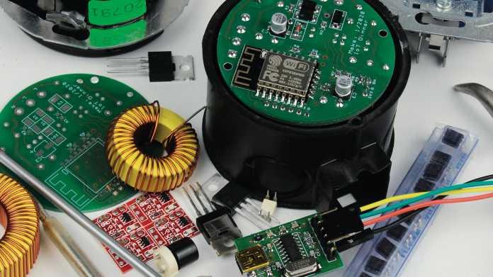 Smarter Dimmer fürs DIY-IoT