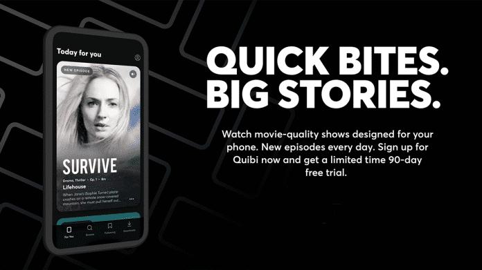 Quibi: Videostreamingdienst speziell fürs Handy - auch für deutsche Kunden