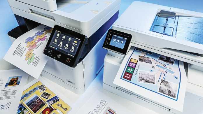Multifunktions-Farblaserdrucker ab 240 Euro