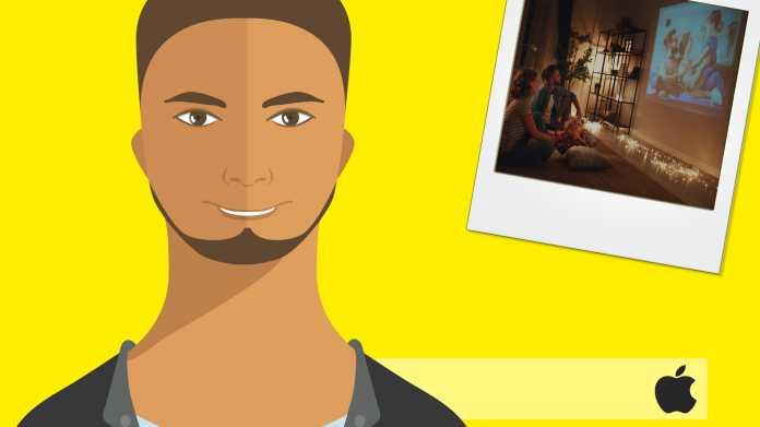 So gestalten Sie Diashows mit iMovie: Wie die Fotos laufen lernen