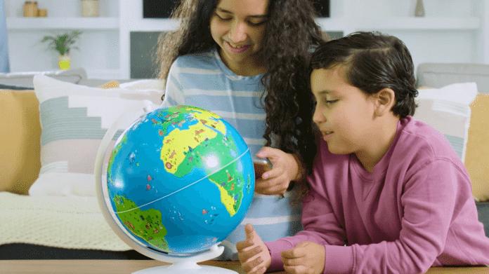 Smarter Globus für Kids