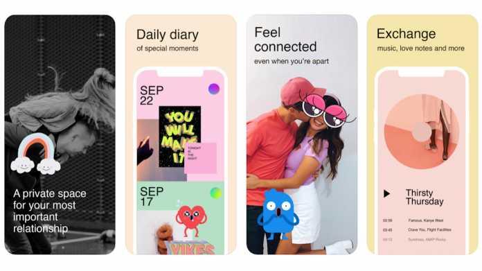Tuned: Facebook startet speziellen Messenger für Paare