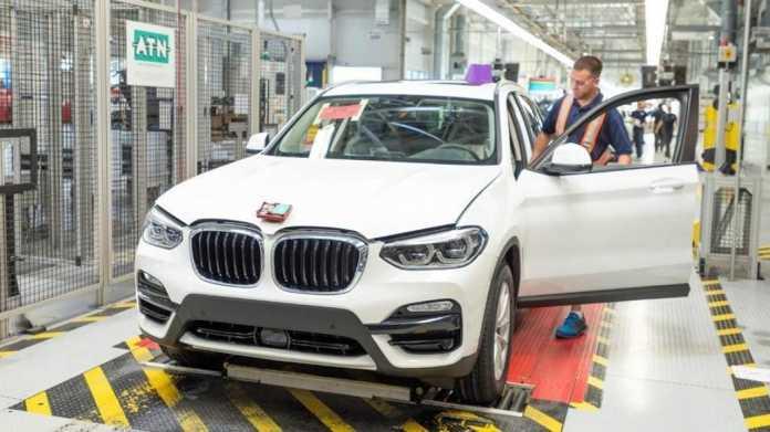 Tausende BMW-Mitarbeiter in USA ohne Bezüge beurlaubt