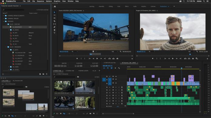 Adobe Productions: Videobearbeitung im Team