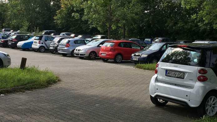 Park+Ride-Parkplatz