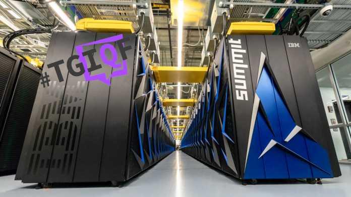 #TGIQF – Das Quiz rund um Supercomputer und Server-Hardware