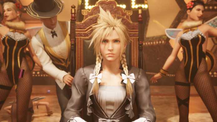 Final Fantasy VII Remake im Test: Ausgedehntes, ausgeschmücktes Abenteuer