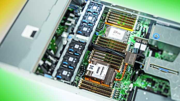 Drei neue Epyc-7Fx2-CPUs für Spezialserver: Hoher Takt, wenig Kerne, viel Cache