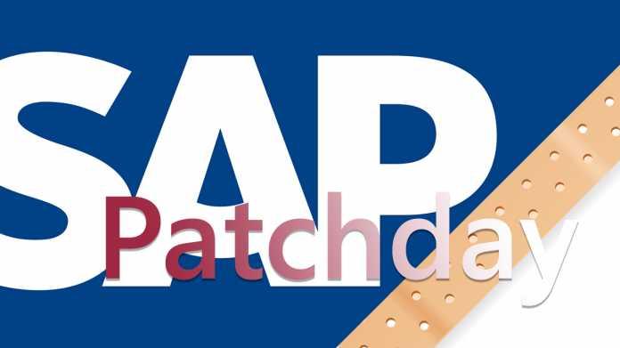 Patchday SAP: Updates für vier kritische Schwachstellen verfügbar