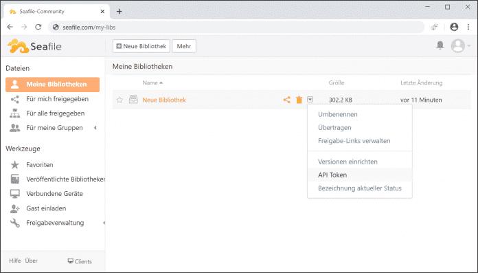 Seafile 7.1 bringt React-Frontend und Python-3-Backend