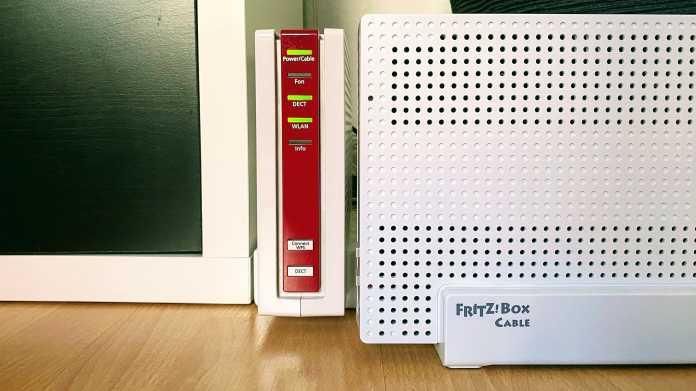 Fritzbox einrichten und optimieren