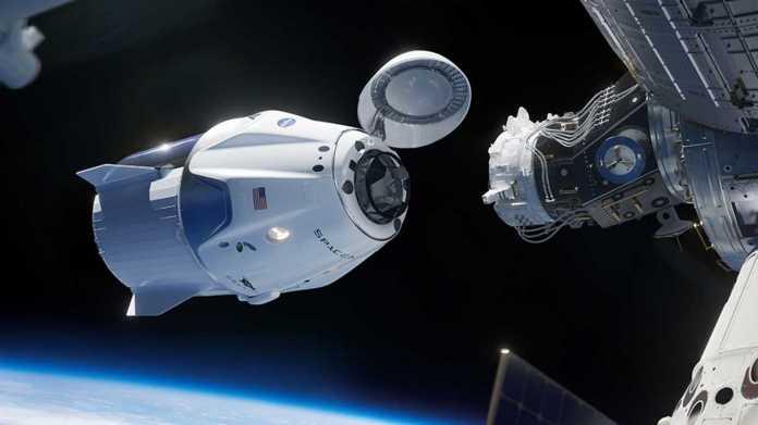SpaceX: Termin und Besatzung für Flug zur ISS stehen fest