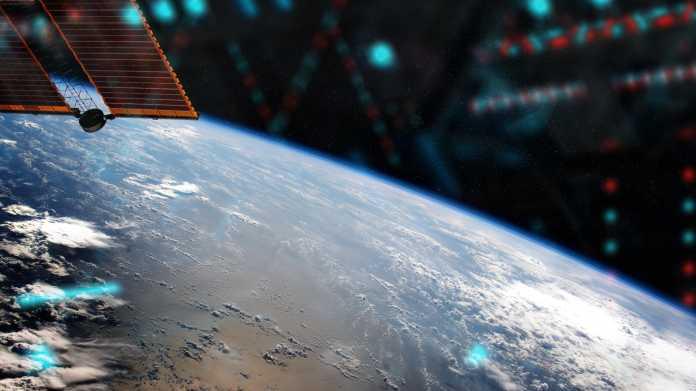"""GFZ-1: Der Minisatellit """"Potsdam-Sputnik"""" startete vor 25 Jahren"""