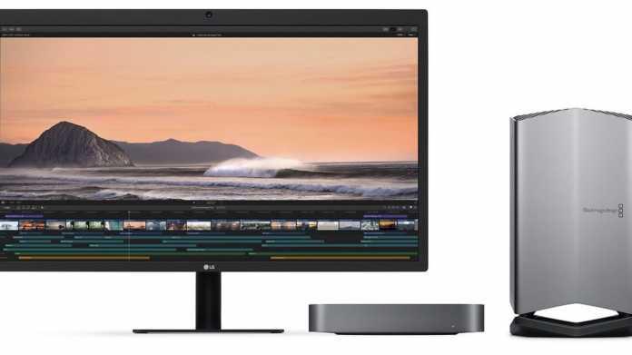 Blackmagic stellt Profi-eGPU für Apple-Rechner ein