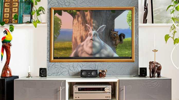 Flachbildfernseher automatisch mit Calman-Software kalibrieren