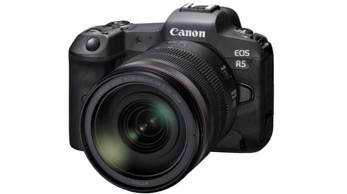 Canon EOS R5: Weitere Details zum spiegellosen Video-Profi