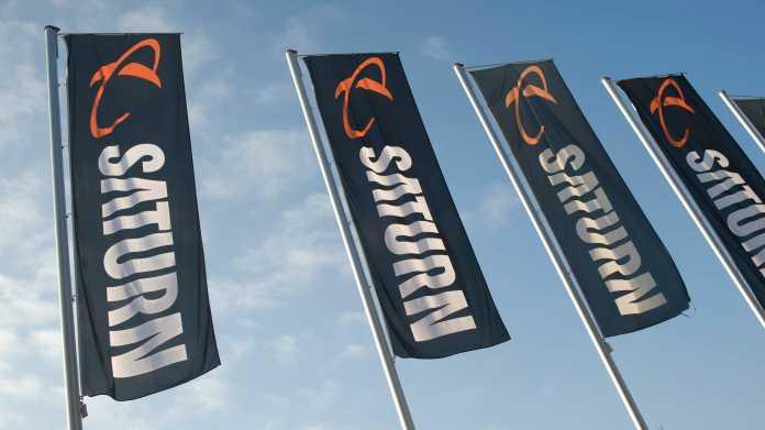 Saturn Fahnen Flaggen