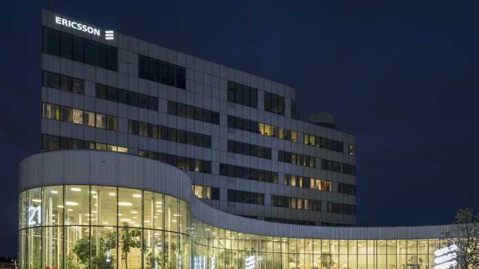 Netzwerkausrüster Ericsson erwartet robuste Nachfrage trotz Krise