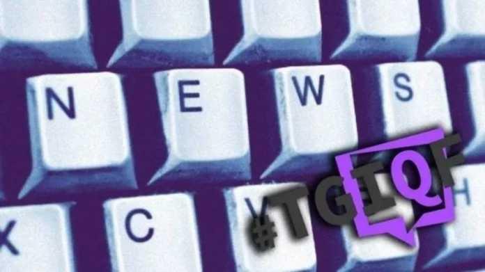 #TGIQF – das Newsticker-Quiz