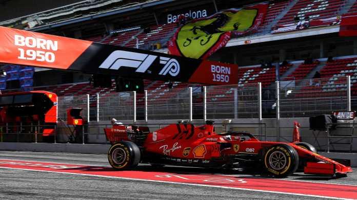 Ferrari Formel 1 2020