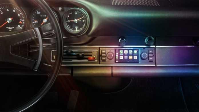 CarPlay für klassische Porsche-Modelle