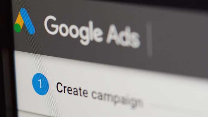 Google: Anzeigenkunden müssen sich identifizieren