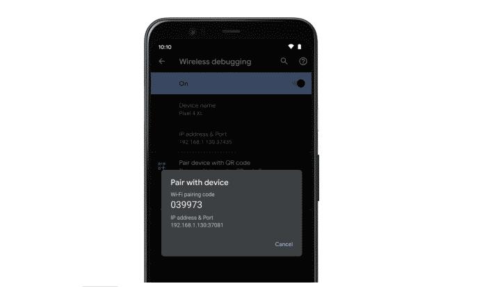 Entwickler können neuerdings ihre Anwendungen ohne Kabelverbindung auf dem Endgerät debuggen.