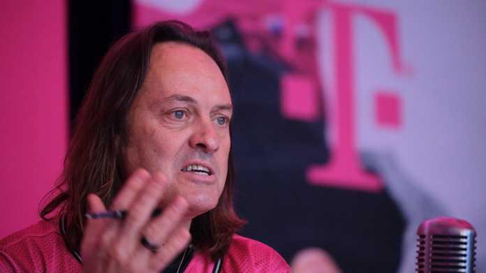 T-Mobile US: John Legere verlässt den Vorstand vorzeitig
