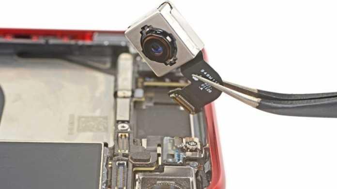 iPhone SE 2020: Lob für Reparierbarkeit