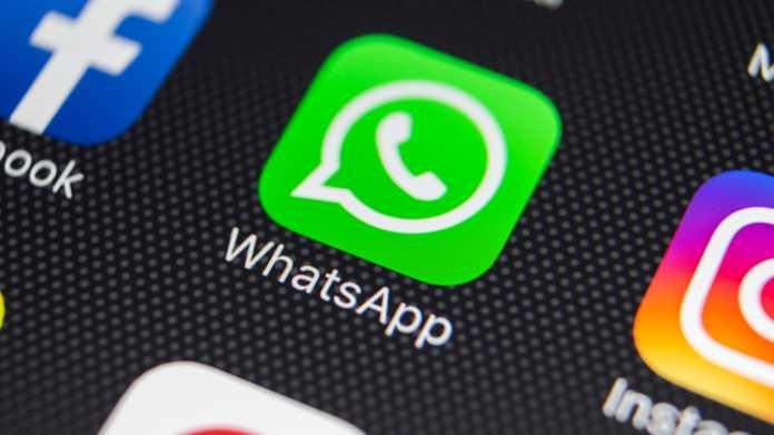 Mehr Teilnehmer bei WhatsApp-Videoanrufen