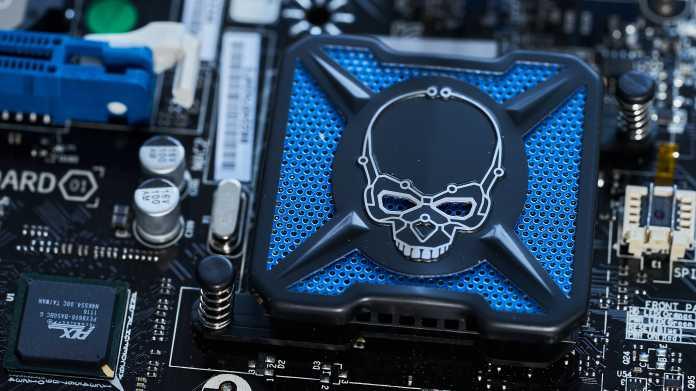 Hardware-Fehler: Intels 2,5-GBit-Ethernet kann kein richtiges 2,5 GBit